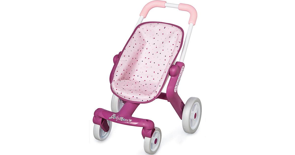 Baby Nurse Puppenbuggy Pop, pink/rosa