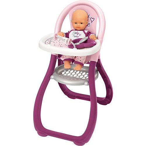 Стульчик для кормления пупса Smoby Baby Nurse от Smoby