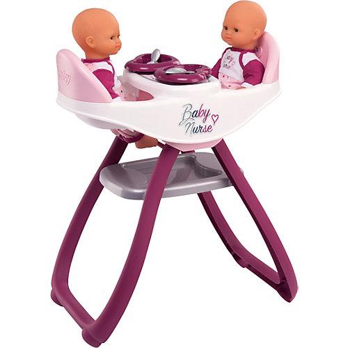 Стульчик для кормления двойняшек Smoby Baby Nurse от Smoby