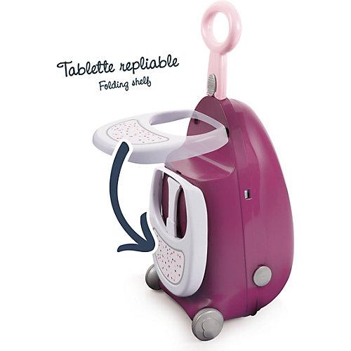 Набор для кормления и купания пупса в чемодане Smoby Baby Nurse от Smoby