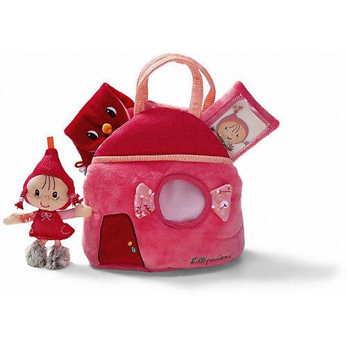"""Игровой набор Lilliputiens """"Красная шапочка"""", розовый от Lilliputiens"""