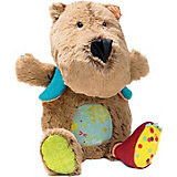 "Игрушка-ночник Lilliputiens ""Медвежонок Цезарь"", звук"