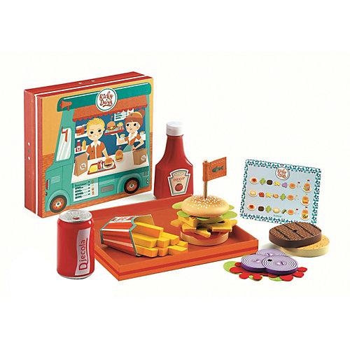 Набор для ролевых игр Djeco Burgerladen Ricky & Daisy от DJECO