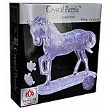 3D головоломка Crystal Puzzle Лошадь