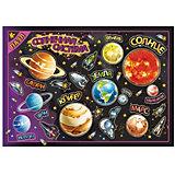 Пазл Геоцентр Солнечная система