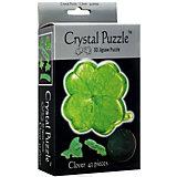 3D головоломка Crystal Puzzle Клевер