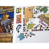 Магнитная карта-пазл Геоцентр Европа