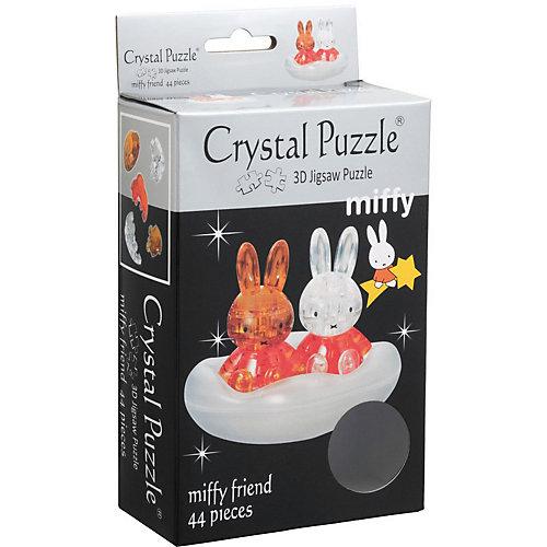 3D головоломка Crystal Puzzle Миффи с другом от Crystal Puzzle