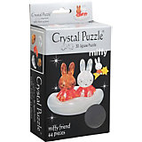 3D головоломка Crystal Puzzle Миффи с другом