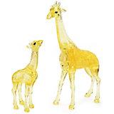 3D головоломка Crystal Puzzle Два жирафа