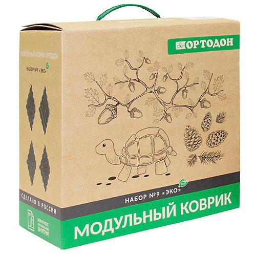 Модульный коврик Ортодон Эко-Черепашка от ОртоДон
