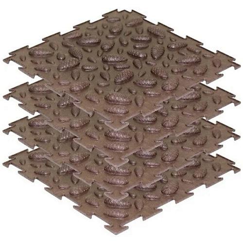 Модульный коврик Ортодон Эко-Шишки от ОртоДон