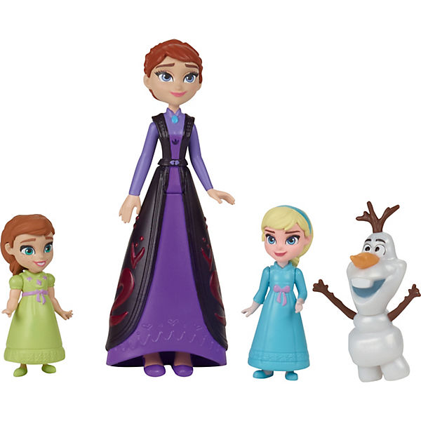 Disney Die Eiskönigin 2 Small Dolls FAMILY SET