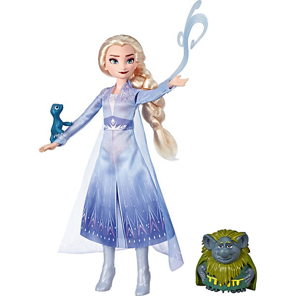 Disney Die Eiskönigin 2 Fashion Dolls ELSA PABBIE SALAMANDER