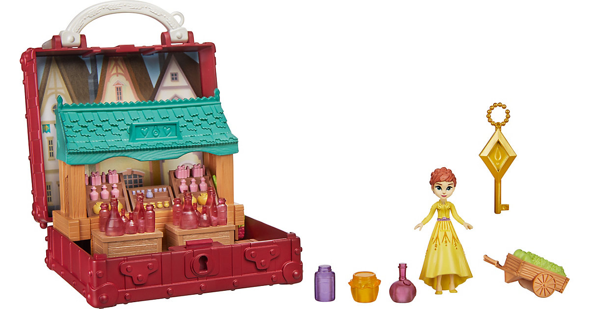 Disney Die Eiskönigin 2 Kleine Puppen mit Freunden