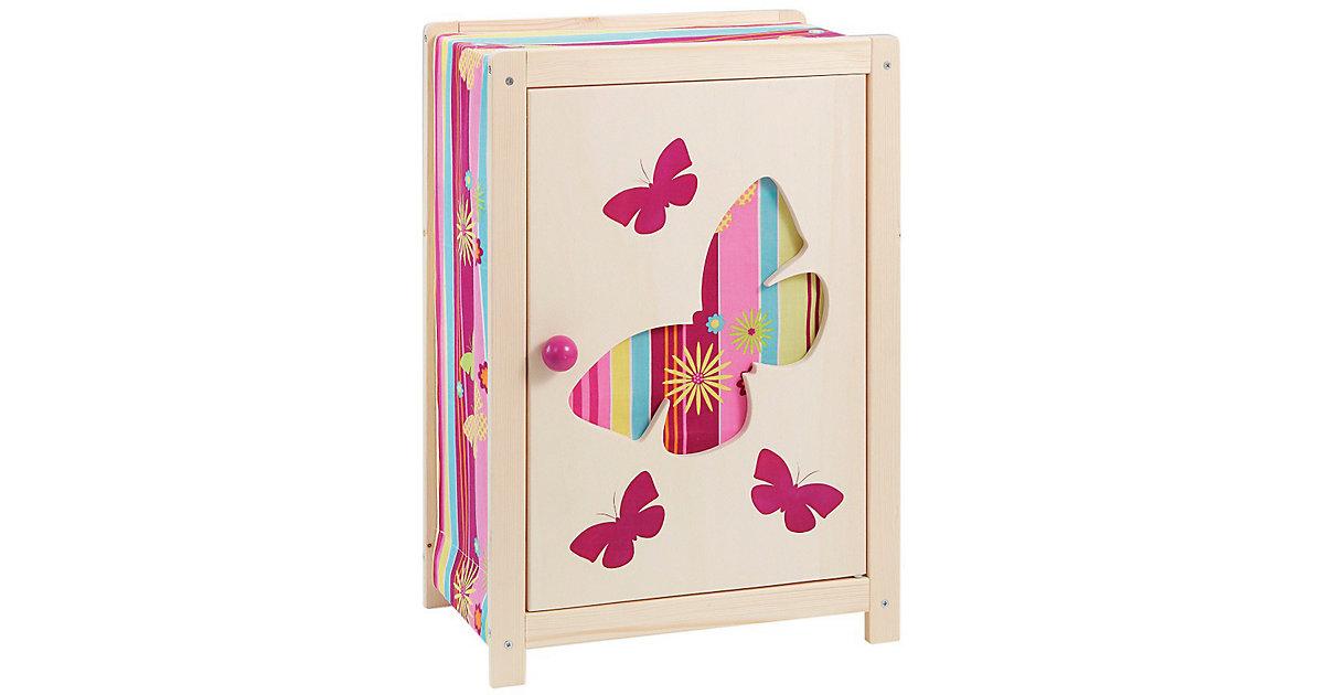 Puppenschrank Butterfly   Wohnzimmer > Schränke > Weitere Schränke   howa