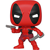 Фигурка Funko POP! Bobble: Marvel: 80th First Appearance: Дедпул, 44154