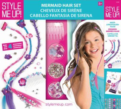 Набор Style Me Up Волосы русалки