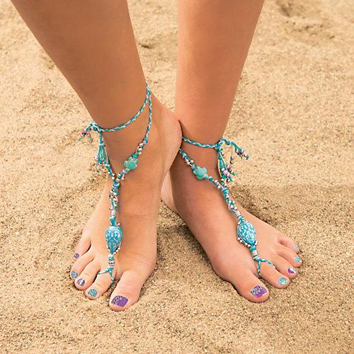 Набор для создания украшений Style Me Up Модные ножки Океан от Style Me Up