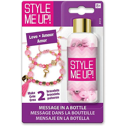 Набор для создания браслета Style Me Up Послание в бутылке Любовь от Style Me Up