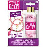 Набор для создания браслета Style Me Up Послание в бутылке Любовь