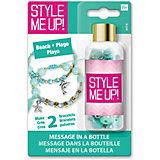 Набор для создания браслета Style Me Up Послание в бутылке Пляж