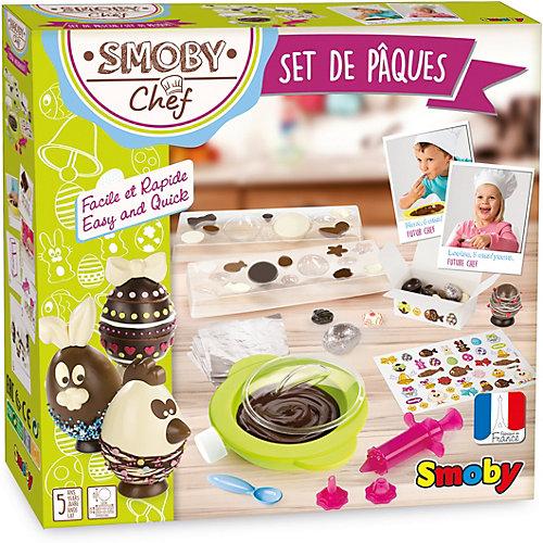Игровой набор Smoby Chef для приготовления шоколадных яиц от Smoby
