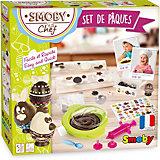 Игровой набор Smoby Chef для приготовления шоколадных яиц