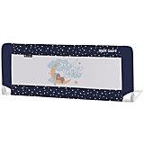 Защитный барьер для кроватки Lorelli Night Guard, синий