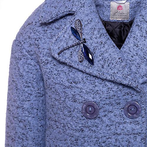 Пальто Aliciia - голубой от Aliciia