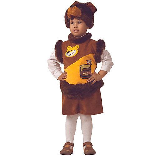 Карнавальный костюм Батик Мишка с мёдом от Батик