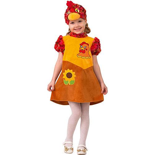 Карнавальный костюм Батик Курочка Ряба - разноцветный от Батик