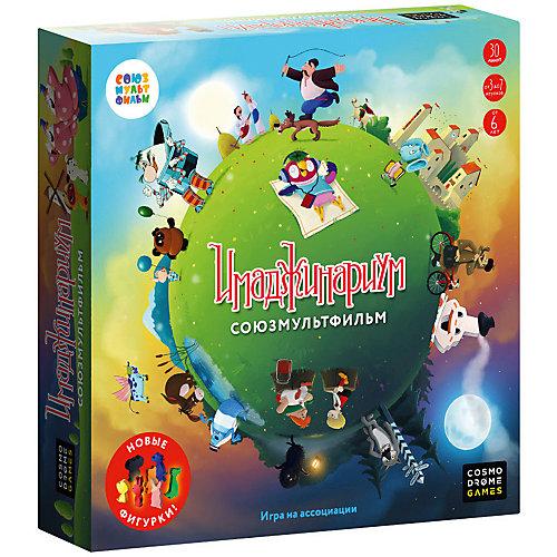 Настольная игра Cosmodrom Games Имаджинариум Союзмультфильм 2.0 от Cosmodrome Games