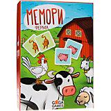 Настольная игра Gaga Games Мемори: Ферма