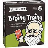 Игра-головоломка Brainy Trainy Экономика