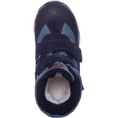 Утеплённые ботинки Tiflani - темно-синий от Tiflani