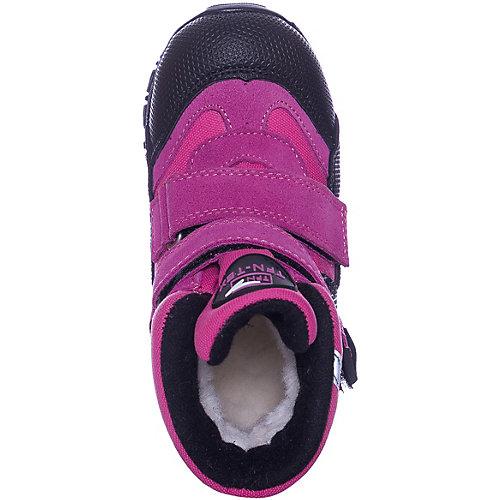 Утеплённые ботинки Tiflani - фуксия от Tiflani