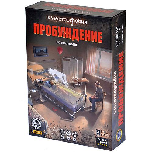 Настольная игра Cosmodrome Games Клаустрофобия. Пробуждение от Cosmodrome Games