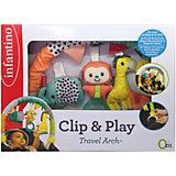 Kinderwagen-Spielbogen Safari