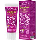 Зубная паста R.O.C.S. Junior Ягодный микс 74 г.