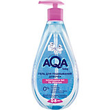 Гель для подмывания девочек AQA Baby, 250 мл.