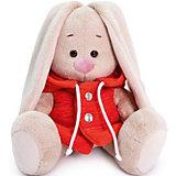 Мягкая игрушка Budi Basa Зайка Ми в жилетке с капюшоном, 25 см
