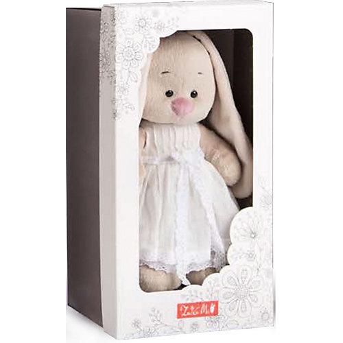 Мягкая игрушка Budi Basa Зайка Ми в платье в стиле Кантри, 25 см от Budi Basa