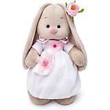 Мягкая игрушка Budi Basa Зайка Ми в платье с сумочкой, 25 см