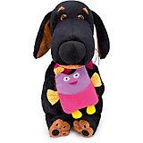 Мягкая игрушка Budi Basa Собака Ваксон с совой, 25 см