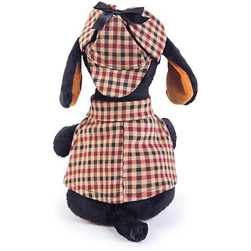 Мягкая игрушка Budi Basa Собака Ваксон в накидке, 29 см от Budi Basa