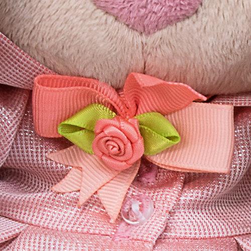 Мягкая игрушка Budi Basa Зайка Ми в розовом плаще, 18 см от Budi Basa