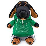 Мягкая игрушка Budi Basa Собака Ваксон в спортивном костюме, 29 см