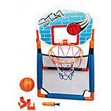 Баскетбольный щит 2 в 1 Bradex, с креплением на дверь