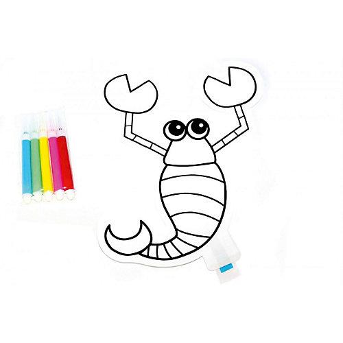 Раскраска надувная Bradex «Скорпион» от Bradex